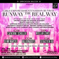True Model Management - Runway the Real Way 6/7/14
