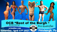 OCB B Burgh Body Transformation 2021