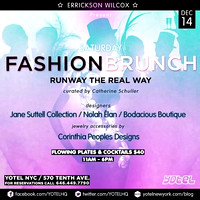 Catherine Schuller Runway the Real Way 12/14/13