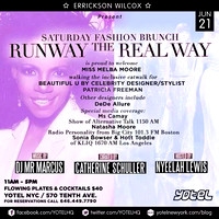 Catherine Schuller Runway the Real Way 6/21/14