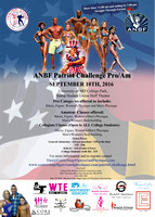 ANBF Patriot Challenge Pro/Am 2016, College Park, MD