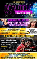 Beautiful You Fashion Tour NYC 2015